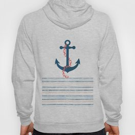Sea anchor ship. Hoody