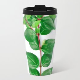 Leafy Branch Travel Mug
