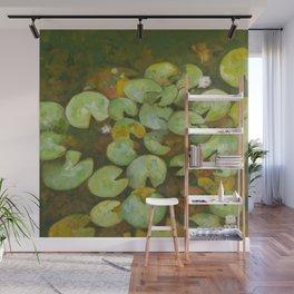 Lotus Pond Serenity Series IV Wall Mural