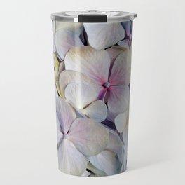 Beautiful hydrangea Travel Mug