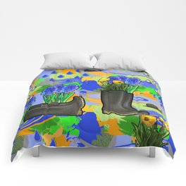 March 21 Comforters