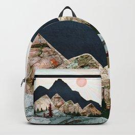Retro Autumn Vista Backpack