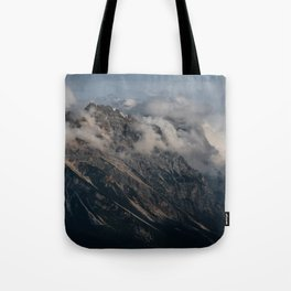 Postcards from Dolomites Tote Bag