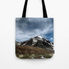 Majesty...the Mountain..! Tote Bag