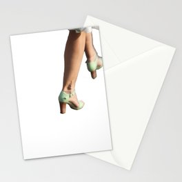 Pantyhose Pillow Stationery Cards