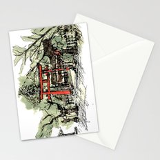 Yoshida Jinja Stationery Cards