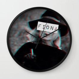 Fiona Goode & the Cig Wall Clock