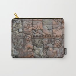 indian art Carry-All Pouch