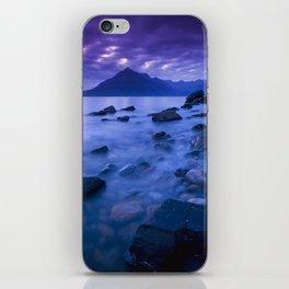 Cuillin Sunset iPhone Skin
