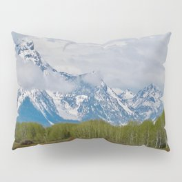 Grand Tetons Pillow Sham