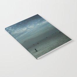 Mushroom Sunset Notebook