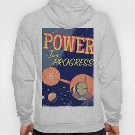 Power For Progress 1955 atomic power print. Hoody