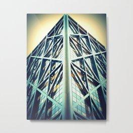 Alcoa Steel Building, San Francisco Metal Print