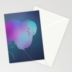 Colorful mind. Stationery Cards