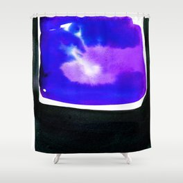 Introspection 2G by Kathy Morton Stanion Shower Curtain