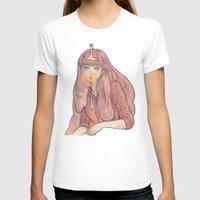 bubblegum T-shirts featuring Bubblegum by Little Thunder