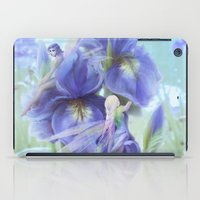 pixies iPad Cases featuring Imagine by milyKnight