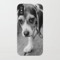 puppy iPhone & iPod Cases featuring Puppy! by Clayton Jones