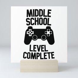 Middle School Level Complete Mini Art Print