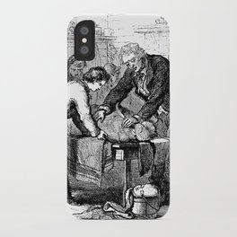 Dr. Crowley's Experiment  iPhone Case