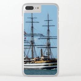 Regal. Clear iPhone Case