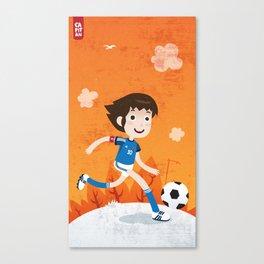 Tsubasa Canvas Print