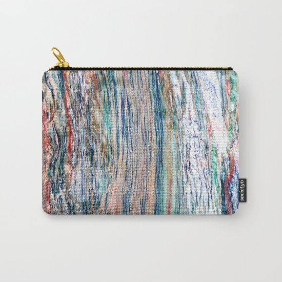 Colorful Mineral Carry-All Pouch