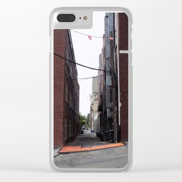 Come With Me Clear iPhone Case