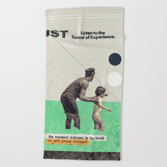 Trust Beach Towel