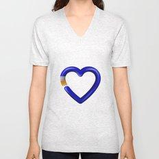 Love to paint Unisex V-Neck