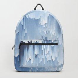 Waterfall glitch Backpack