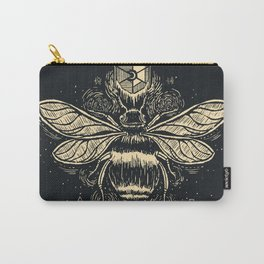 The Birth of Bees Carry-All Pouch