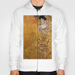 Woman in Gold by Gustav Klimt (1907) Hoody