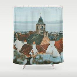 Village of Culross Shower Curtain