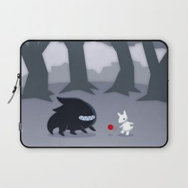 With a Friend Laptop Sleeve