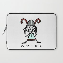 aries in the house(s)! Laptop Sleeve