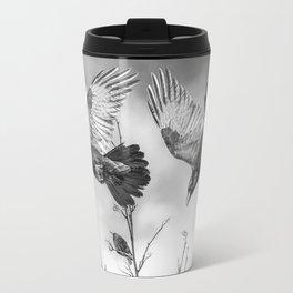 Krummar (raven) Travel Mug
