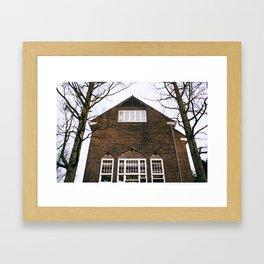 Amsterdam Zuid - Amsterdam, The Netherlands - #6 Framed Art Print