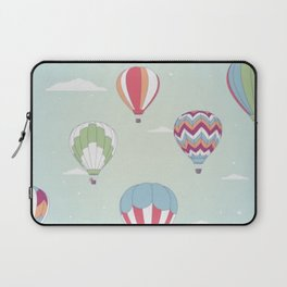 Colored baloons Laptop Sleeve