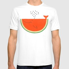 Don't let the seed stop you from enjoying the watermelon T-shirt