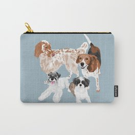 Barclay, Rhett, Ozzie and Gus Carry-All Pouch