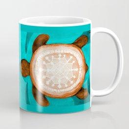 Snowflake turtle Coffee Mug