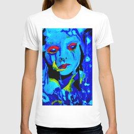 Blue Moon #society6 #decor #buyart T-shirt