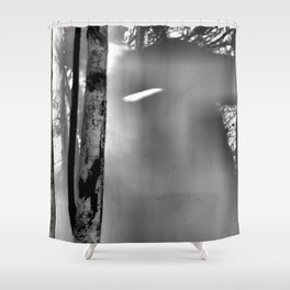 Ghost Gangster Shower Curtain