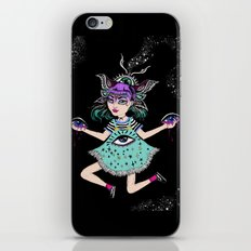 The Soul Thief iPhone Skin