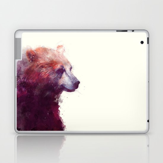 Bear // Calm Laptop & iPad Skin