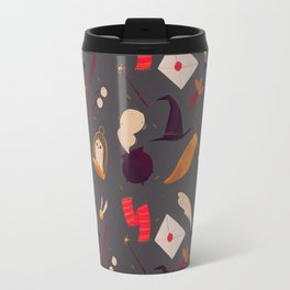 Magic Pattern Travel Mug