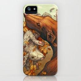 Lepus iPhone Case