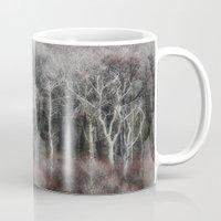 ohio Mugs featuring Ohio Trees by David Pringle