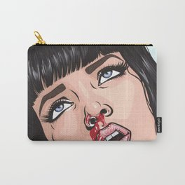 mia wallace Carry-All Pouch